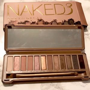 NEW URBAN DECAY NAKED 3 PALETTE